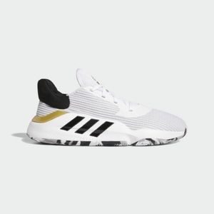 New no box Pro bounce 2019 low white blk gold